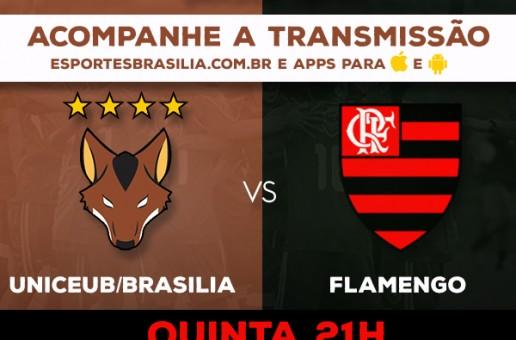 Novo Basquete Brasil – UniCEUB/Brasília x Flamengo